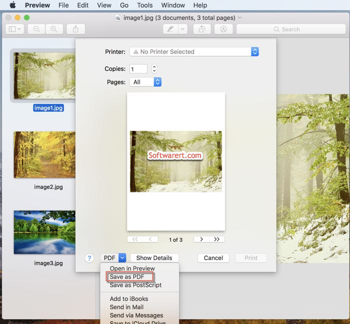 how to merge pdf files into one document mac