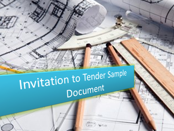 invitation to tender document template