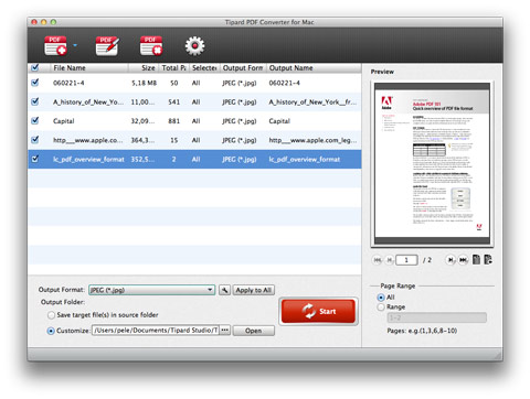 how to add photos to a pdf document on mac