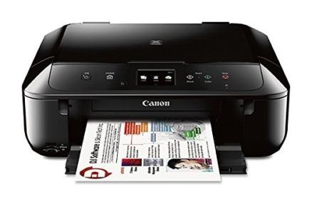 how to scan a document using mg 5765 canon