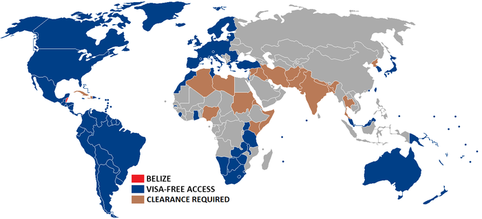 visa free countries for german refugee travel document