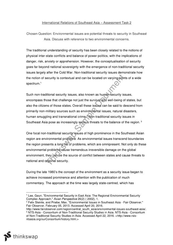 what is student of concern document for westernsydney