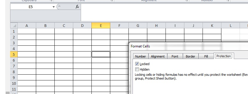 excel vba check document protection