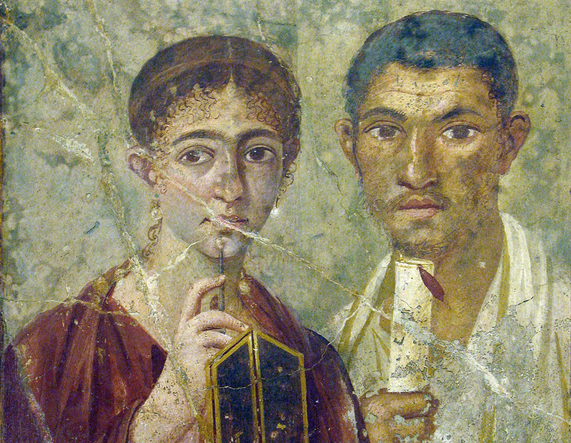 documentation of prostitutes in ancient rome