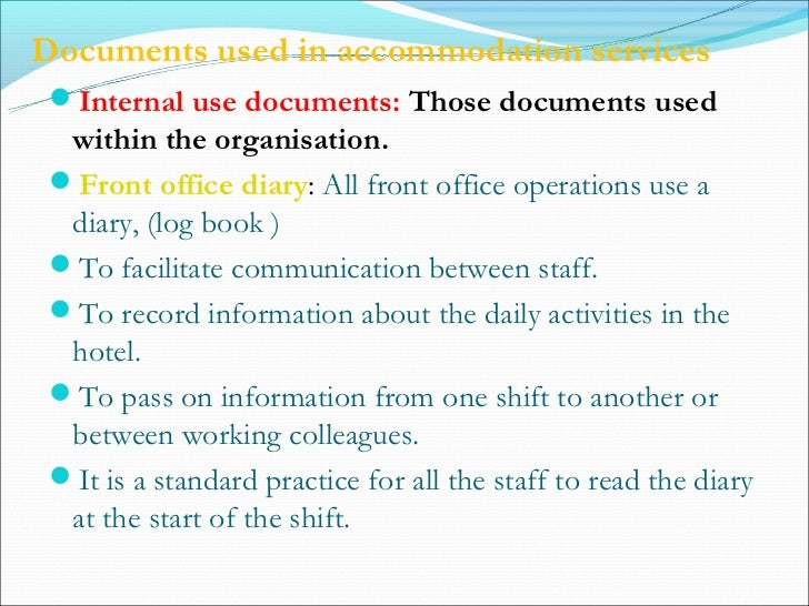 organisational policies and procedures relating document production