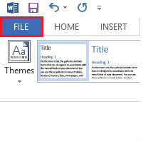 how to change the colour of a word document
