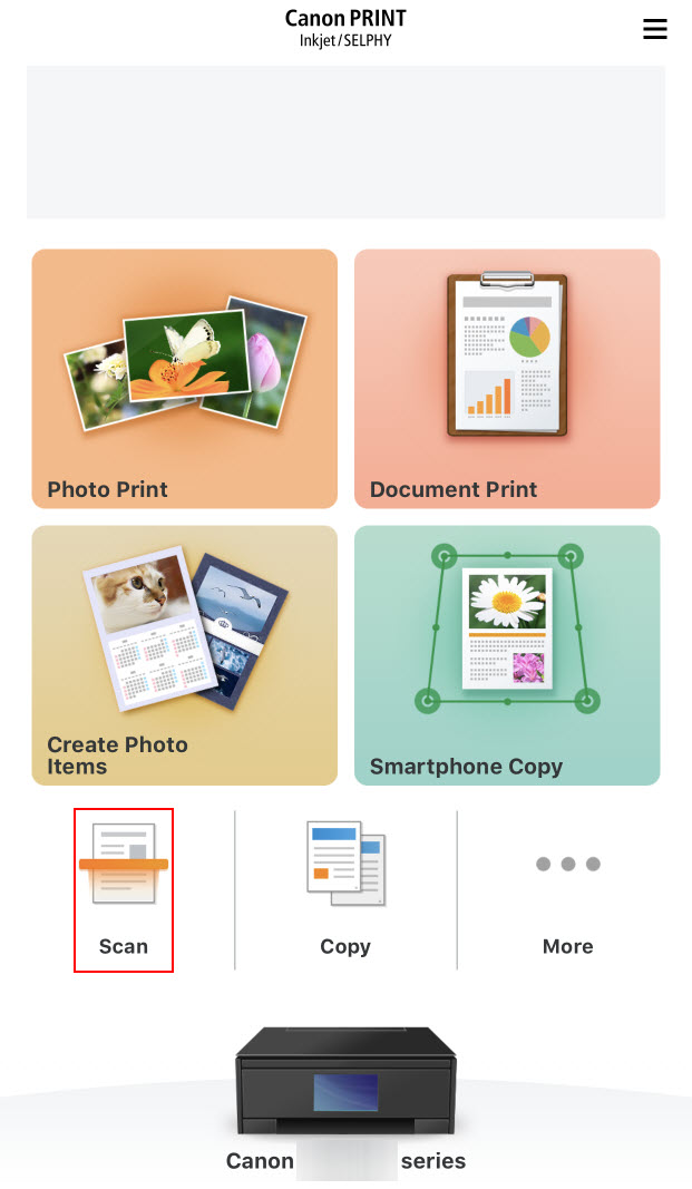 scanning a document then make changes toit