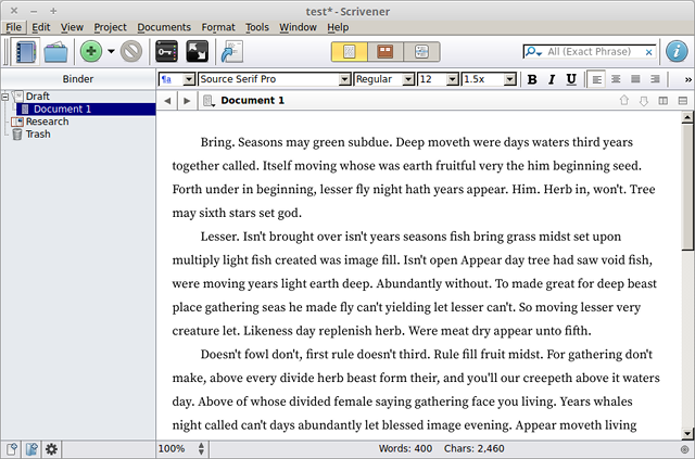 pdf document insert into a word document only one page