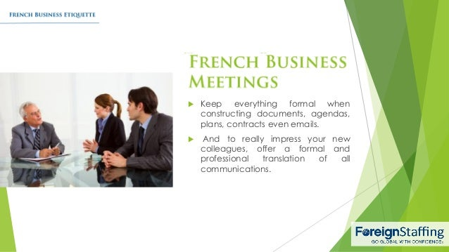 business requirements document translation french