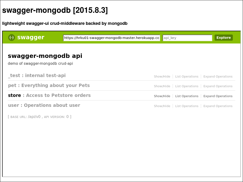 mongodb 2.6 documentation