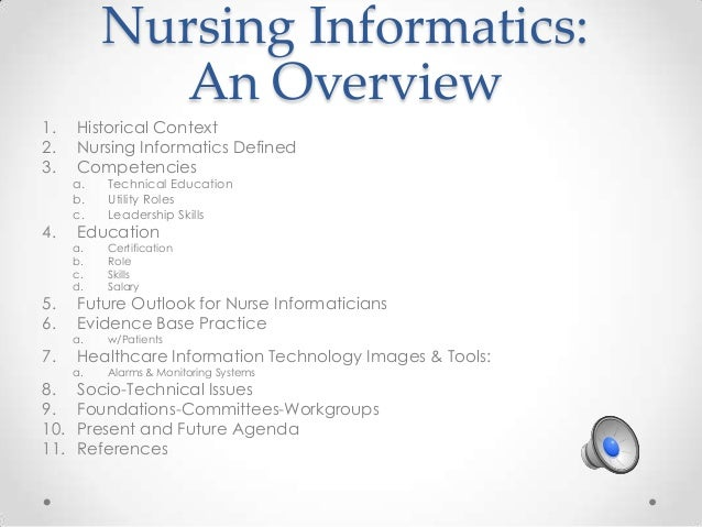 computer documentation in nursing