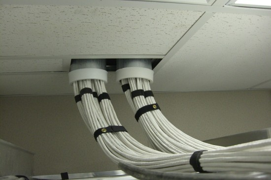 how to document network cabling