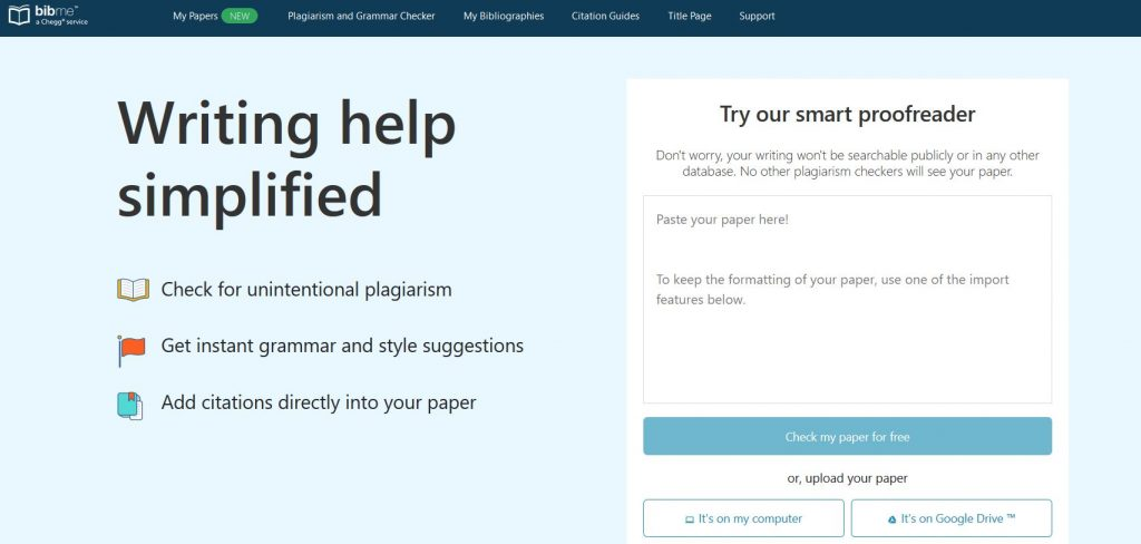 online plagiarism checker for word document