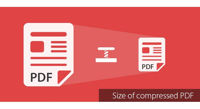 how to decrease size of pdf document