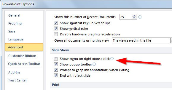 inserting a pdf document into a powerpoint slide