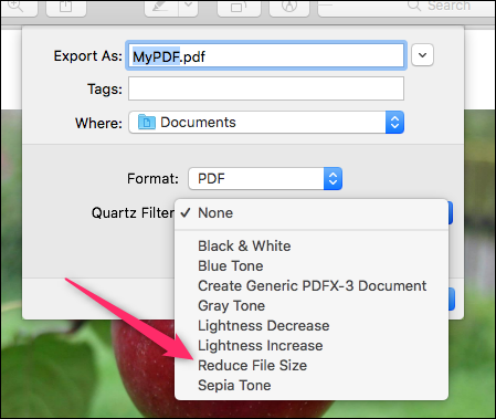 how to make a document smaller in pdf