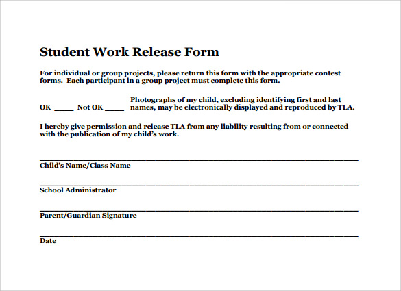document with child name and photograph for form 119