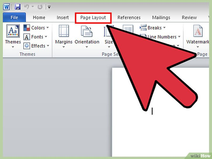 how to make smaller numbers in word document