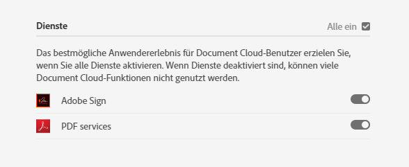 adobe document cloud for enterprise