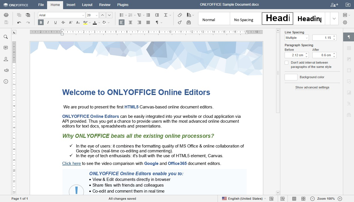 how to edit a read only document in openoffice