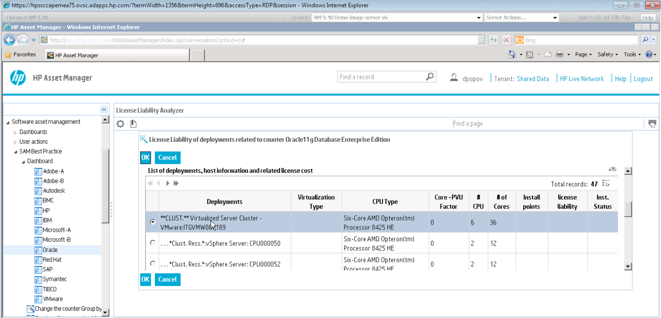 hp service manager documentation download