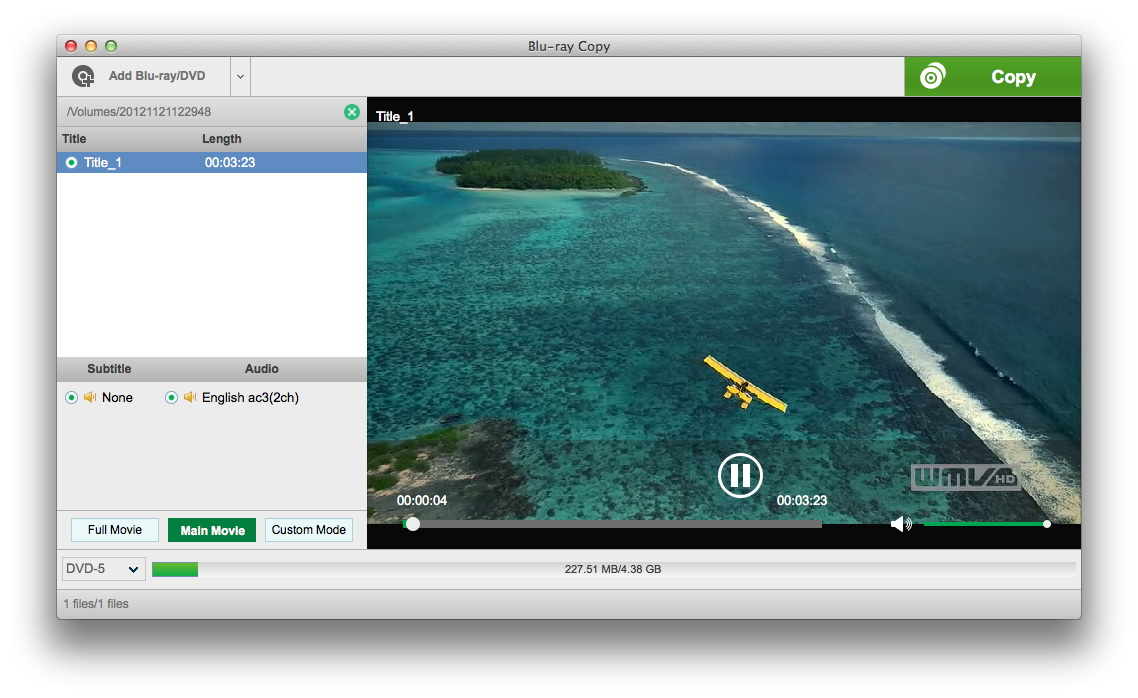 how to copy a whole document on a mac