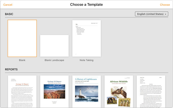 how to create a document library template
