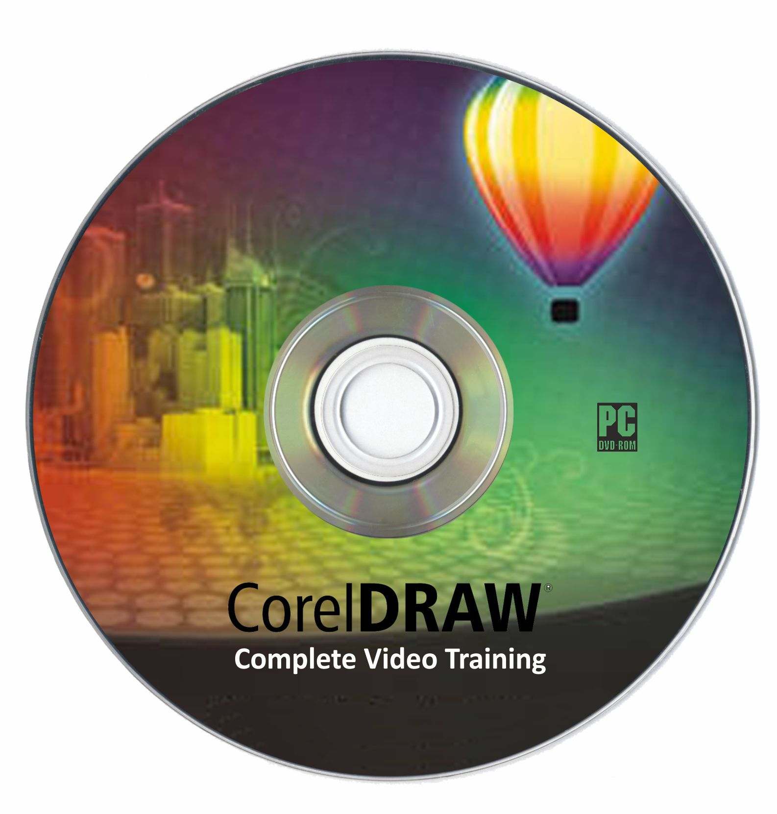 get pallet of used colours in document corel draw x7