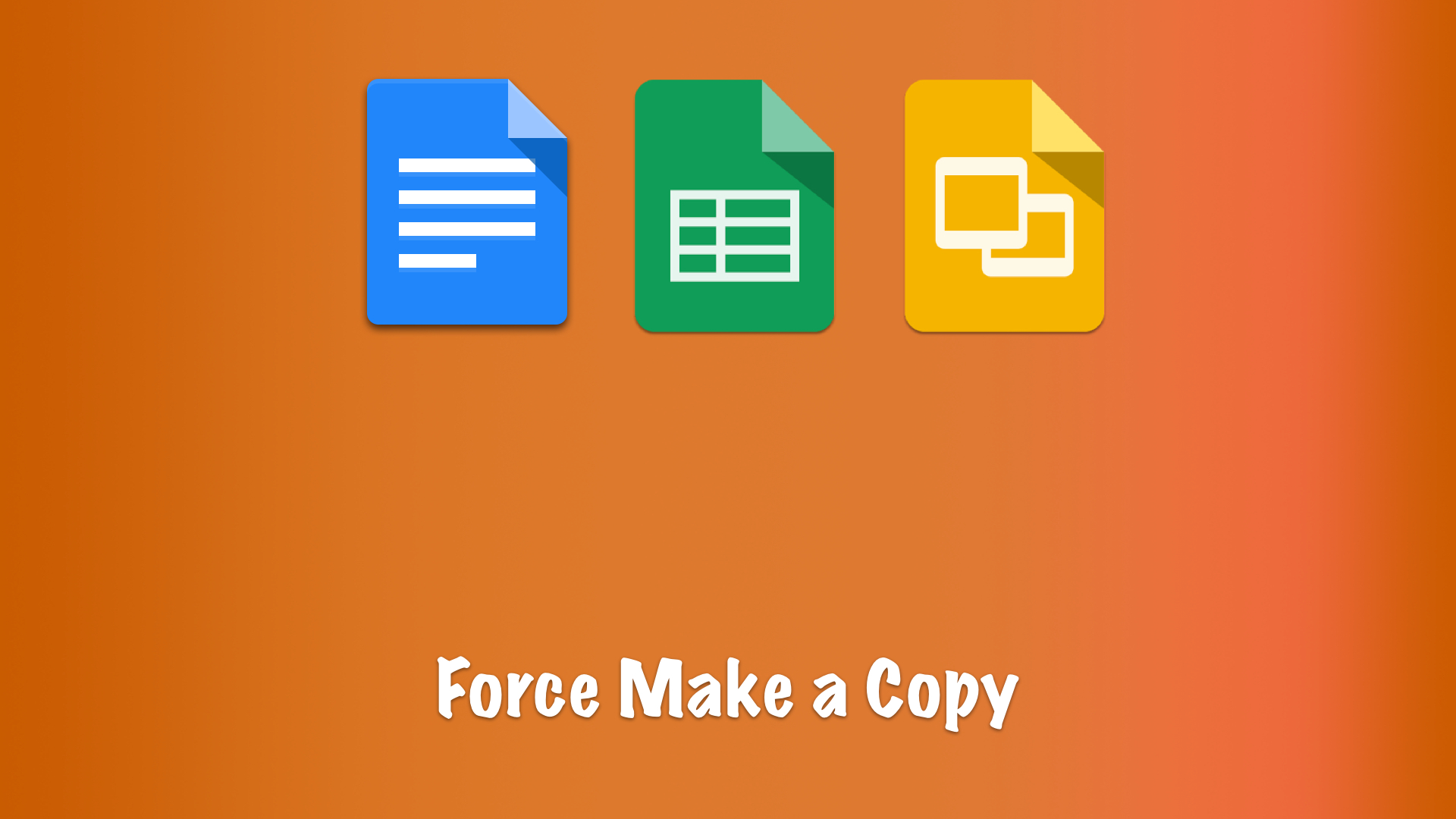 how to duplicate a document in google docs