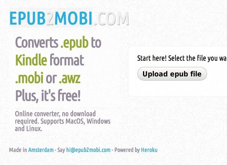 how to save a document as epub