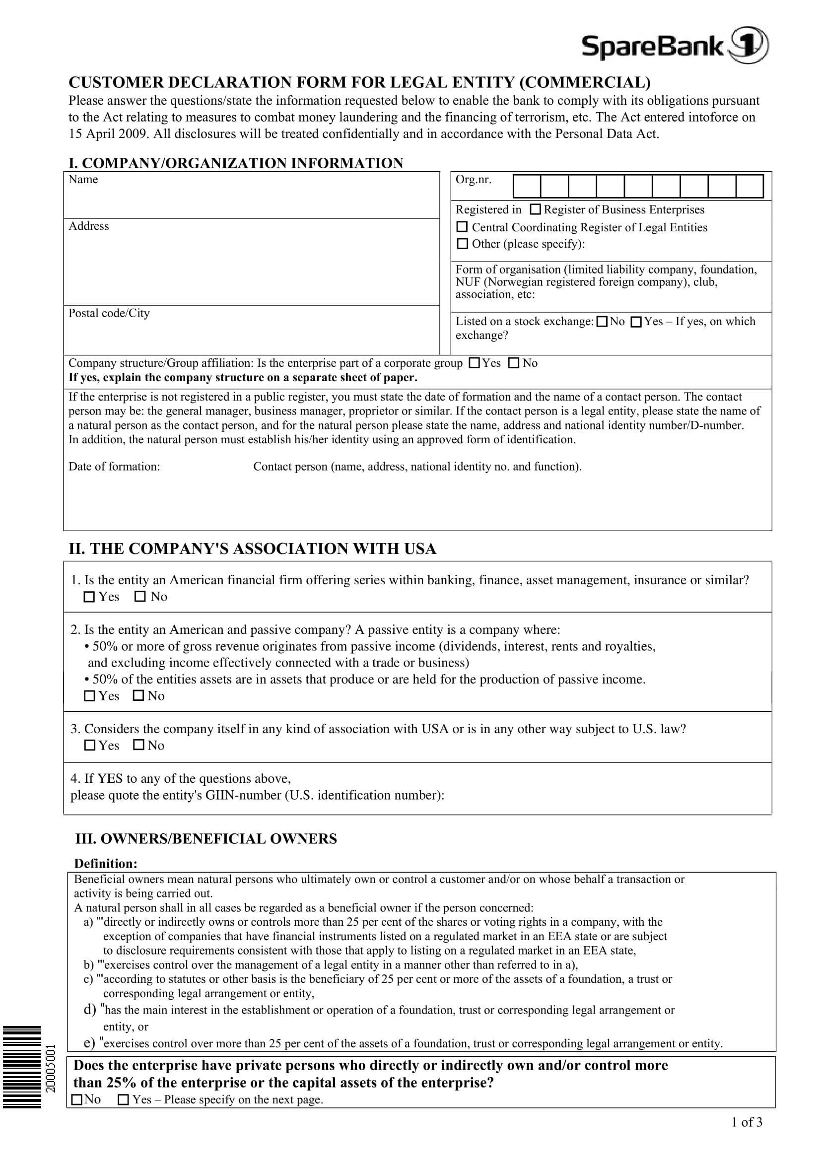 statutory declaration template word document uk