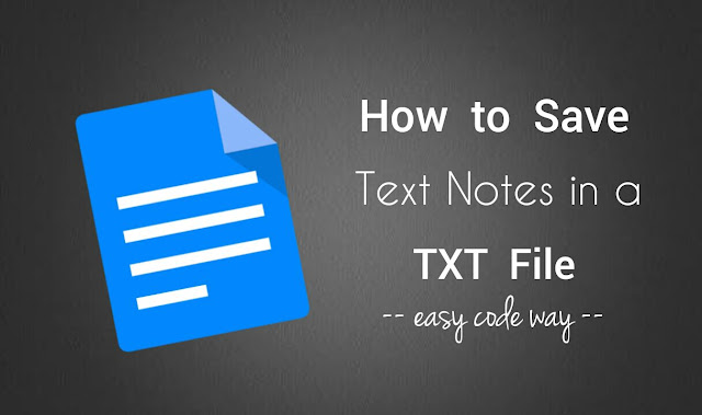 how to save a text file as a word document
