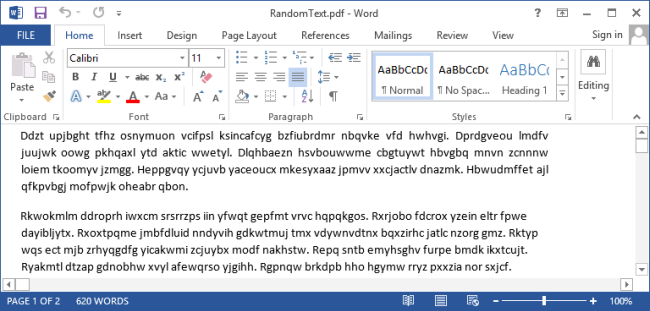 how to convert a pages document into word