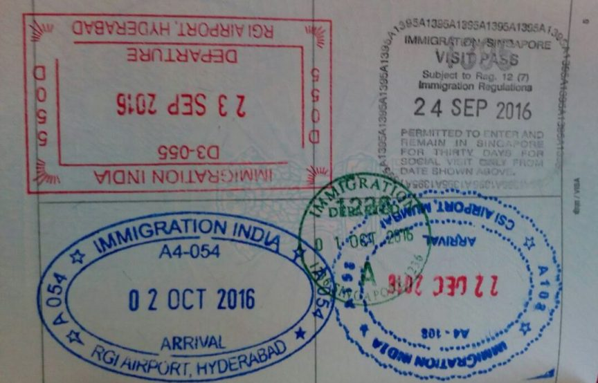 emergency travel document for indian citizens from uk