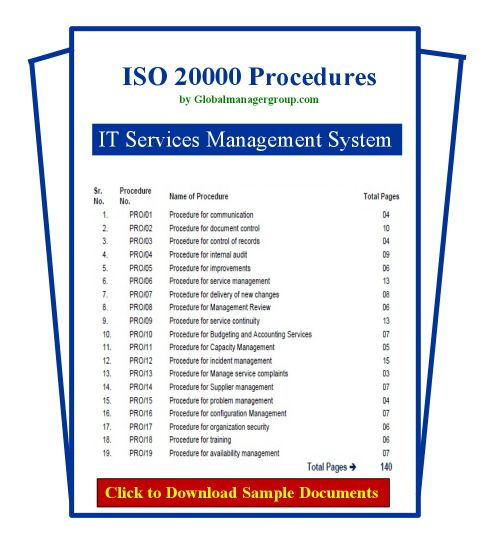 iso standard for document management system