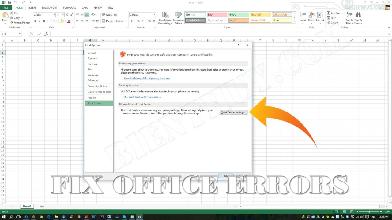 excel document not saved mac