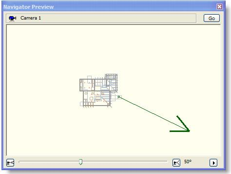 change backfgroun in a 3d document archicad