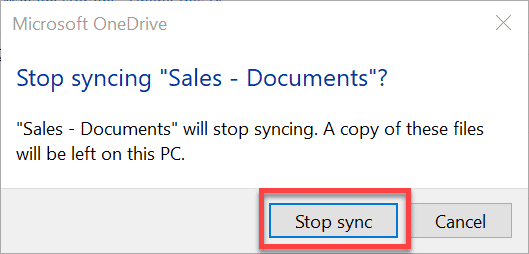 sync sharepoint document library with local folder