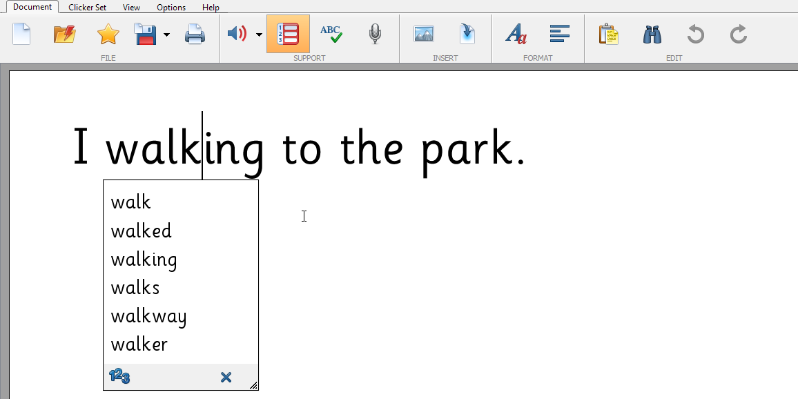how to move pictures anywhere on a word document