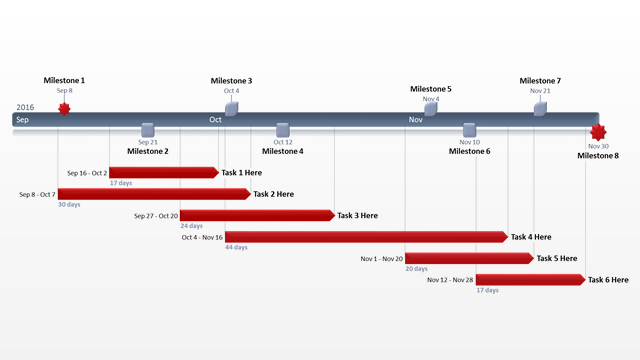 how to import gantt chart to word document