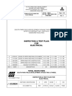 itp in electrical documentation