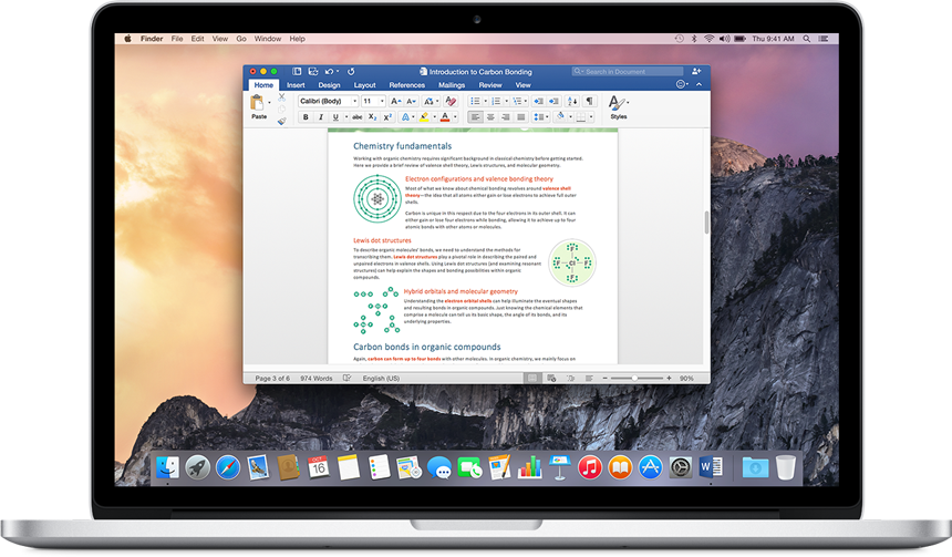 best word document for mac
