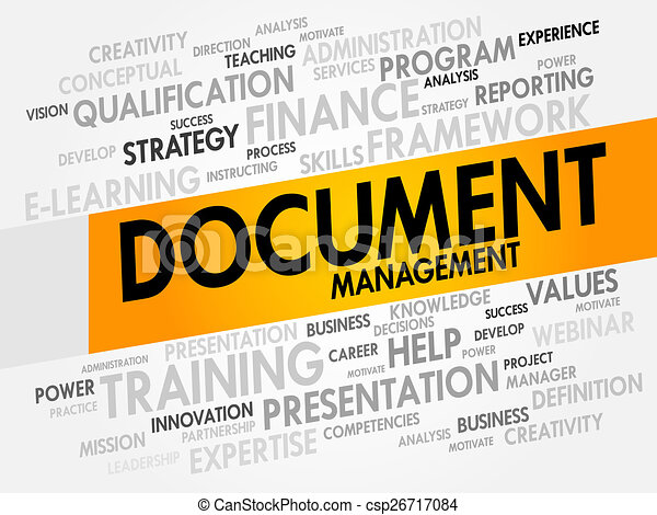 free electronic document management system