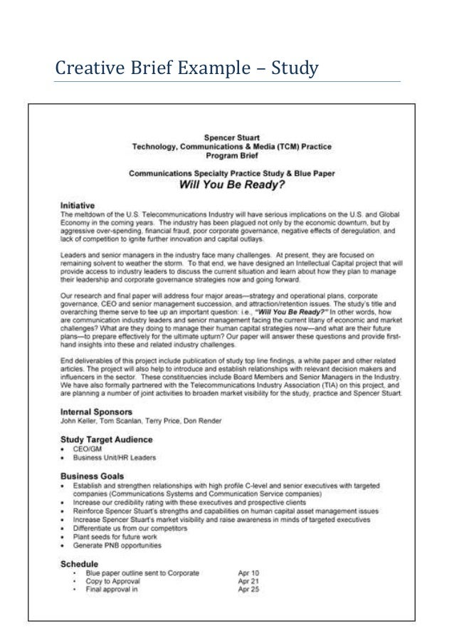 how to write a creative technical document