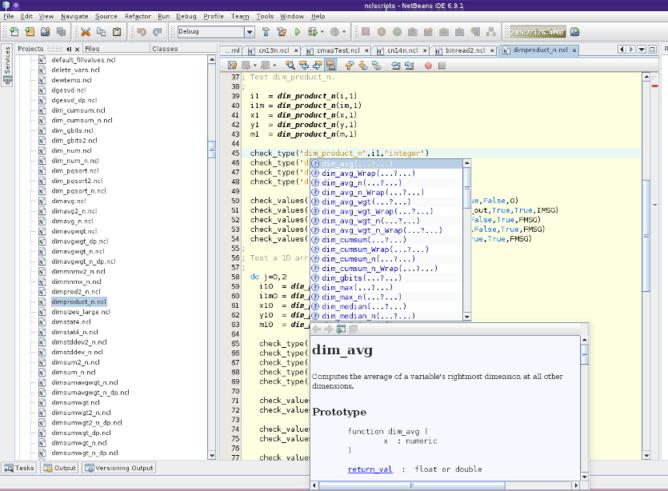 documentation netbeans how to use