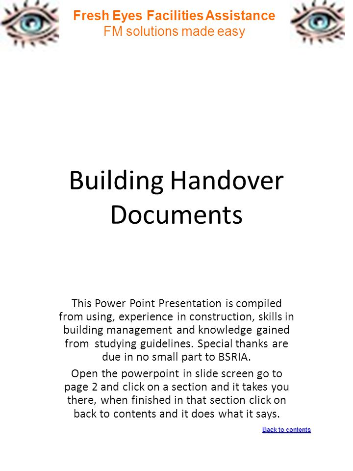it solution handover documentation