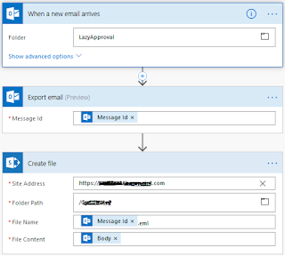 powershell save file to sharepoint document library