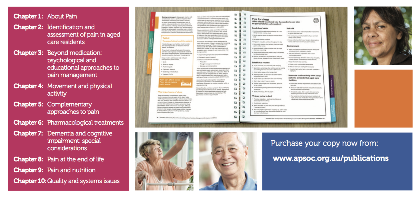 documentation strategies in aged care