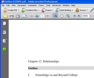 how to remove pages from a pdf document