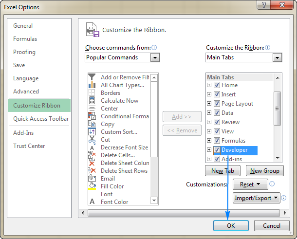 how to check word document fields